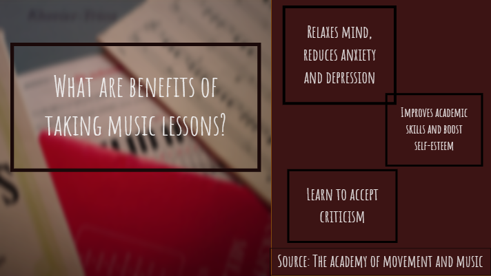 benefits music lessons