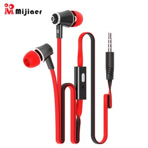 Wired Earphones for Music Players and Phones