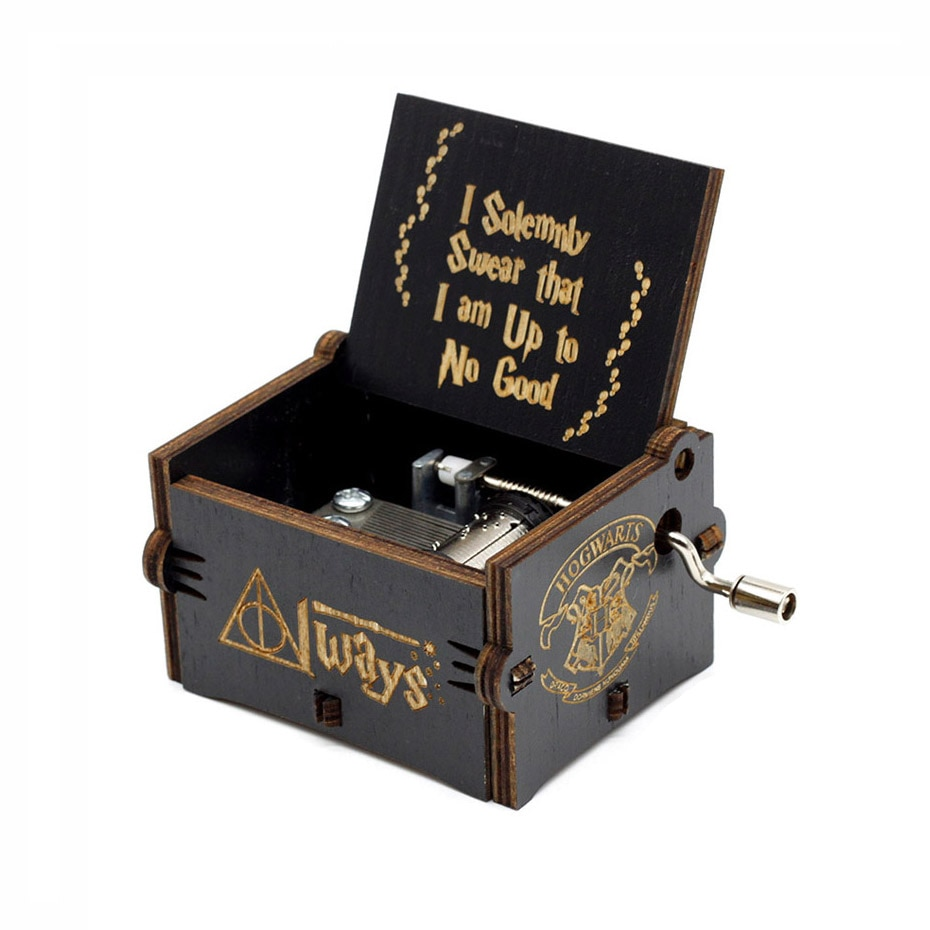 Cartoons And Movie Themed Music Box