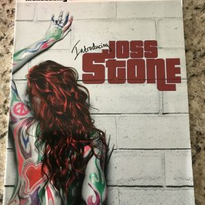 Introducing Joss Stone Sheet music Book Vocal and Piano